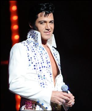 Elvis, The Beatles, Abba, Elton John and More are in the Buidling at the Alhambra in 2014