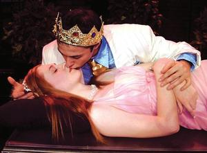 Beef & Boards' Pyramid Players to Present SLEEPING BEAUTY, 10/17-11/15