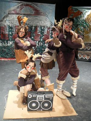 Li'l Buds Theatre to Present THOSE SILLY REINDEER, 12/12-29