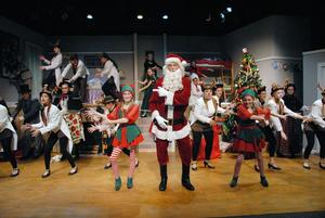 'TWAS THE NIGHT and THE ELVES AND THE TOYMAKER Come to Studio East for the Holidays
