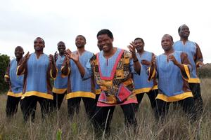 Ladysmith Black Mambazo to Play Southern Theatre, 2/4