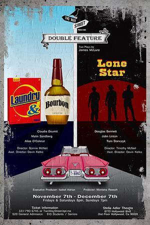 James McLure's LAUNDRY AND BOURBON and LONE STAR to Open 11/7 at The Stella Adler