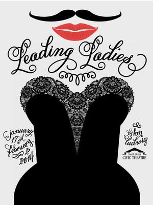 South Bend Civic Theatre Opens 2014 Season with LEADING LADIES Tonight