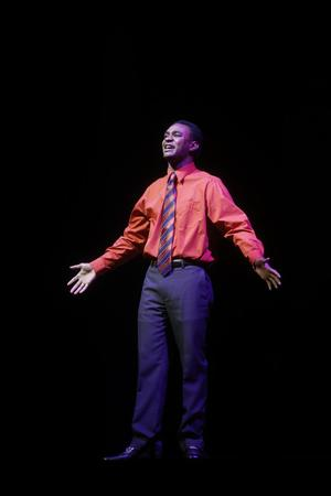 Charlotte Student Named Male Finalist at National High School Musical Theater Awards