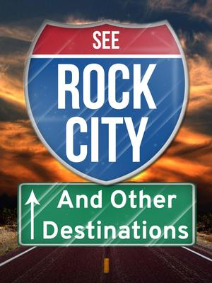 SEE ROCK CITY AND OTHER DESTINATIONS to Make UK Debut at the Union Theatre, Aug 15-30