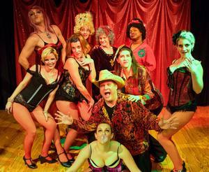 Dallas Production of 'A BUR-LESS-Q NUTCRACKER' Wins 2014 Nutty Award
