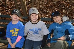 Queens Little Leaguers Join NYC Parks for Cleanup During 9th Annual 'Pitch In For Parks'