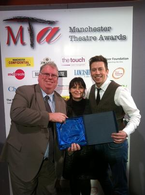 Manchester Opera House's DICK WHITTINGTON Wins at Manchester Theatre Awards