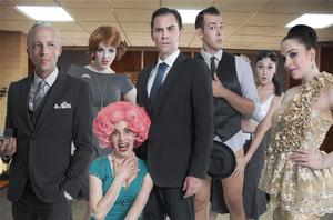 Hotsy Totsy Burlesque to Pay Tribute to MAD MEN at the Slipper room, 8/27