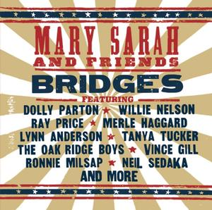 Cleopatra Records to Release Mary Sarah 'BRIDGES' Feat. Dolly Parton & More, 7/8
