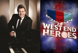 Olivier Winner Michael Ball to Host 2014 WEST END HEROES Gala at the Dominion, Sept 28
