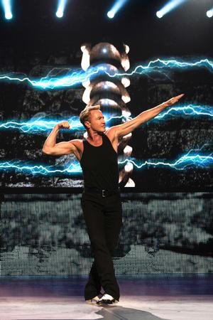 Michael Flatley's LORD OF THE DANCE: DANGEROUS GAMES to Play London Palladium
