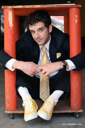 The Column to Host VIP Reception of BUYER & CELLAR Star Michael Urie, 9/3