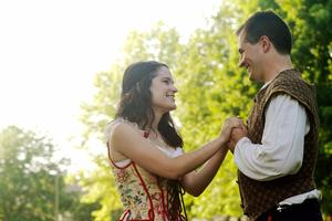 Midsommer Flight's Outdoor Production of MUCH ADO ABOUT NOTHING Opens Tomorrow