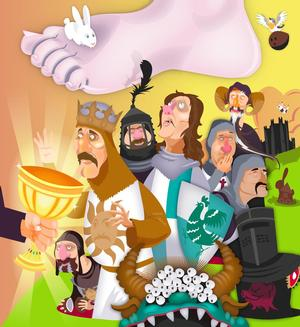 Monty Python's SPAMALOT to Close Out Lakewood Playhouse's 75th Season, 6/13-7/13