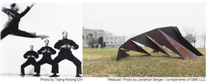 Muna Tseng Dance Projects Responds to Chuck Ginnever Sculptures at Riverside Park, 5/17 & 24