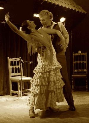 Flamenco Dinner Theater at El Cid Kicks Off Feb 2014 Lineup