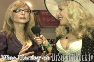 Nina Hartley & Woodhull Sexual Freedom Alliance to Appear on THE DR. SUSAN BLOCK SHOW, 7/5