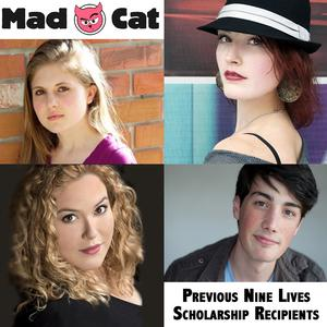 Mad Cat Theatre Announces 2014 Nine Lives Scholarships; Submissions Due 6/1