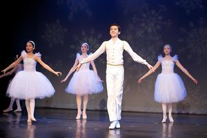 WHBPAC's 2014 Nutcracker 'Sweet' Ballet Program Seeks Young Dancers; Performances Set for 12/13-14