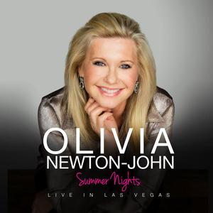 Olivia Newton-John to Release SUMMER NIGHTS - LIVE IN LAS VEGAS Two-CD Set Next Month