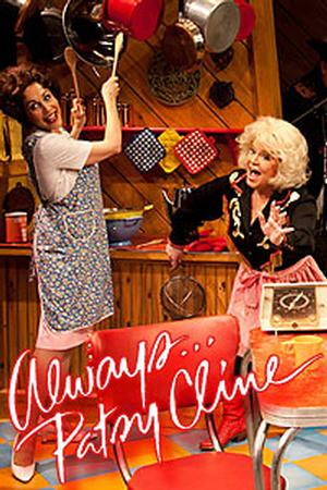Carter Calvert and Sally Struthers Star in ALWAYS...PATSY CLINE at El Portal Theatre, Now thru 8/3