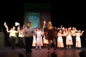Peanut Gallery Players Bring THE WIZ to Meadow Brook Theatre, Now thru 8/2