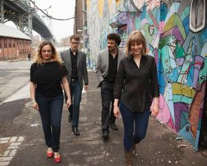 PUBLIQuartet and The Mighty Third Rail to Play Symphony Space, 3/20