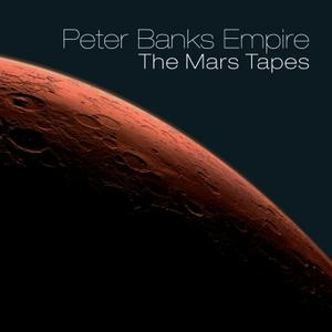Guitar Legend Peter Banks Releases THE MARS TAPES
