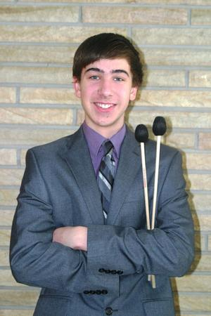 Marion Harding Freshman Phil Nicol Wins CSO's 2014 Young Musicians Competition Senior Division