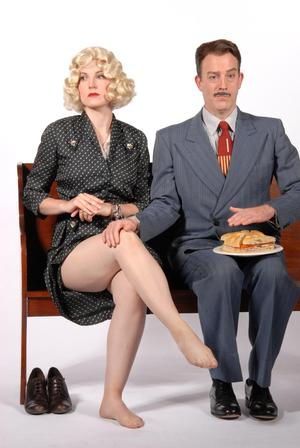 THE 39 STEPS Comes to Lakewood Theatre Company, 7/11-8/17
