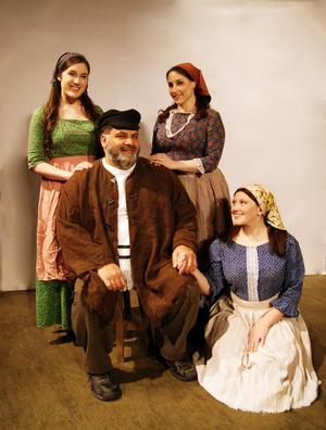 FIDDLER ON THE ROOF to Run 2/22-3/16 at CM Performing Arts Center