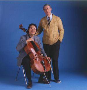 Cellist Yo-Yo Ma Receives Fred Rogers Legacy Award Tonight