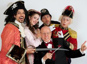 Opera Columbus to Welcome New York Gilbert & Sullivan Players in THE PIRATES OF PENZANCE, Begin. 3/7