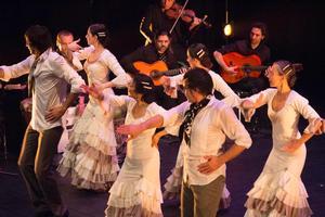 Esmeralda Enrique Spanish Dance Premieres EL JUNCO at Fleck Dance Theatre, Now thru 4/27