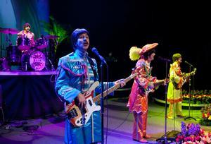 Beatles Tribute Show RAIN to Return to Duke Energy Center for the Performing Arts, 3/16