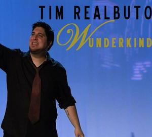 Tim Realbuto Set for Mini NYC Tour of WUNDERKIND This Fall