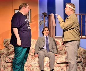 Clear Creek Community Theatre's RUN FOR YOUR WIFE Now Playing Through 3/9
