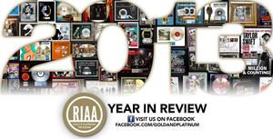 2013 Is Record-Breaking Year for RIAA's Gold & Platinum Program