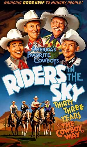 Riders in the Sky Set for Thousand Oaks Civic Arts Plaza Tonight