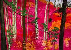 Blue Mountain Gallery to Present New Work by Margaret Grimes, 2/25-3/22