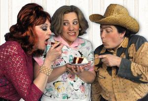 THE RED VELVET CAKE WAR Plays Lyric Arts' Main Street Stage, Now thru 6/14