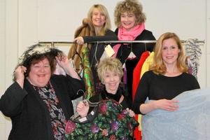 Ivoryton Playhouse to Present LOVE, LOSS, AND WHAT I WORE, 2/21-23