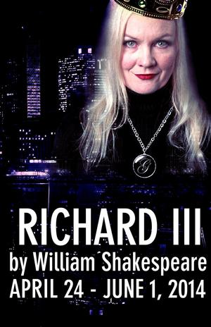 Performance Network Theatre to Present RICHARD III, 4/24-6/1