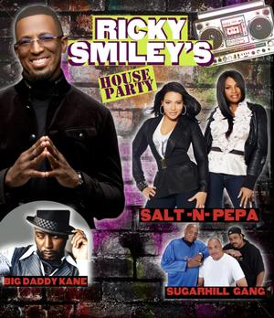 Rickey Smiley & Guests to Play Fox Theatre, 3/15