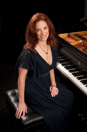Pianist Robin Spielberg to Perform at SOPAC, 4/11