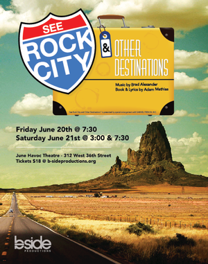 See Rock City...in New York City