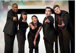 Second City Brings HAPPILY EVER LAUGHTER! Tour to Liberty Theatre Tonight