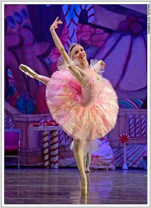 San Diego Ballet to Present THE NUTCRACKER, 12/20-22
