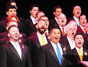 San Diego Gay Men's Chorus' Spring Shows Set for This Weekend